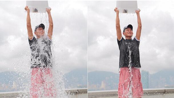 2014年度十大网络事件,冰桶挑战赛领衔